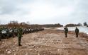 Όλοι οι στρατιωτικοί της 16ης Μεραρχίας στα χιόνια. Νυχτερινή επικοινωνία του Α/ΓΕΣ Καμπά με μονάδες και φυλάκια της πρώτης γραμμής