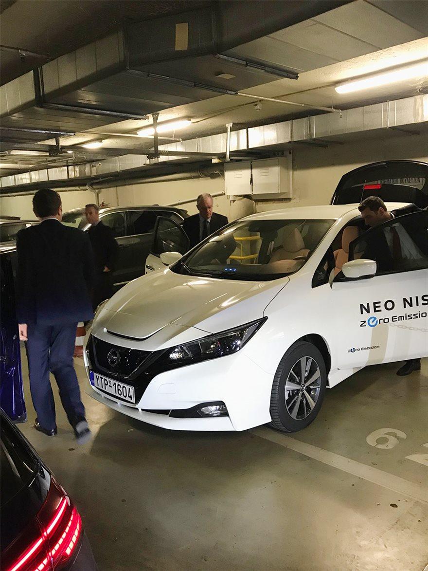 Βουλή: «Πίστα δοκιμών» το πάρκινγκ για τα νέα ηλεκτροκίνητα ΙΧ - Δείτε φωτος - Φωτογραφία 2