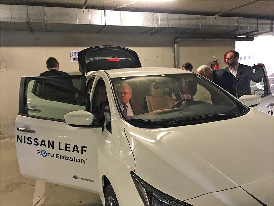 Βουλή: «Πίστα δοκιμών» το πάρκινγκ για τα νέα ηλεκτροκίνητα ΙΧ - Δείτε φωτος - Φωτογραφία 3