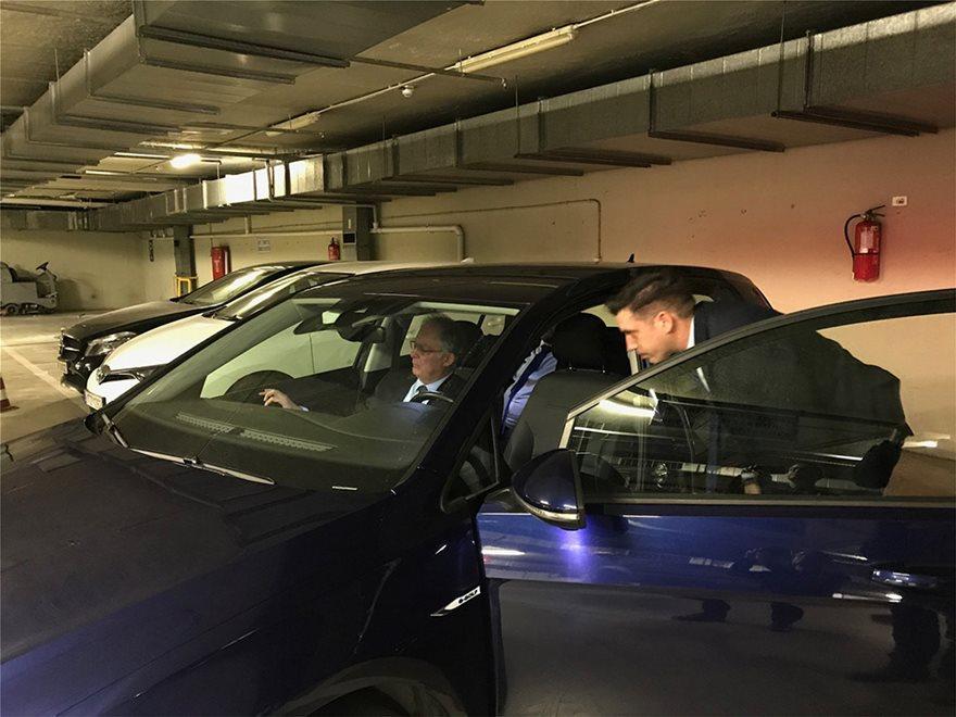 Βουλή: «Πίστα δοκιμών» το πάρκινγκ για τα νέα ηλεκτροκίνητα ΙΧ - Δείτε φωτος - Φωτογραφία 7
