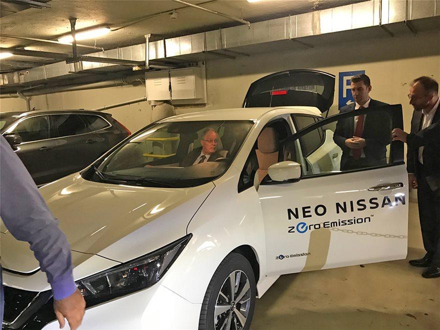 Βουλή: «Πίστα δοκιμών» το πάρκινγκ για τα νέα ηλεκτροκίνητα ΙΧ - Δείτε φωτος - Φωτογραφία 8