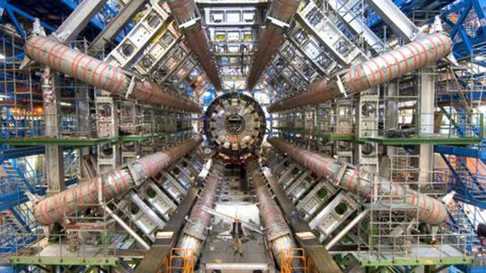 CERN στο Επιστημονικό Πάρκο Πατρών - Φωτογραφία 1