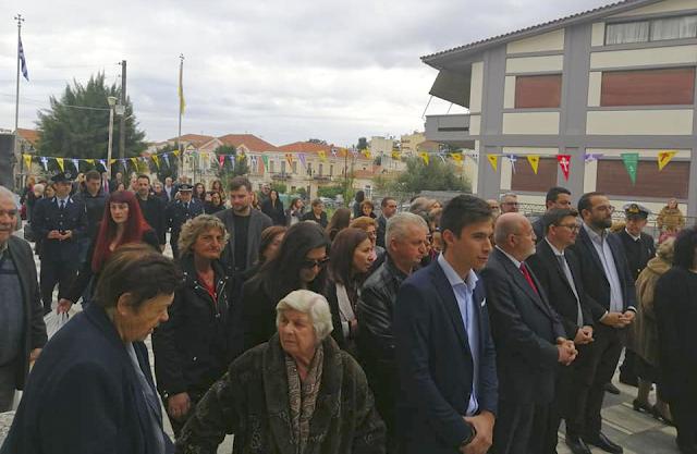 ΔΕΙΤΕ κι άλλες φωτογραφίες από τον εορτασμό του πολιούχου του ΑΣΤΑΚΟΥ Αγίου Νικολάου - Φωτογραφία 2