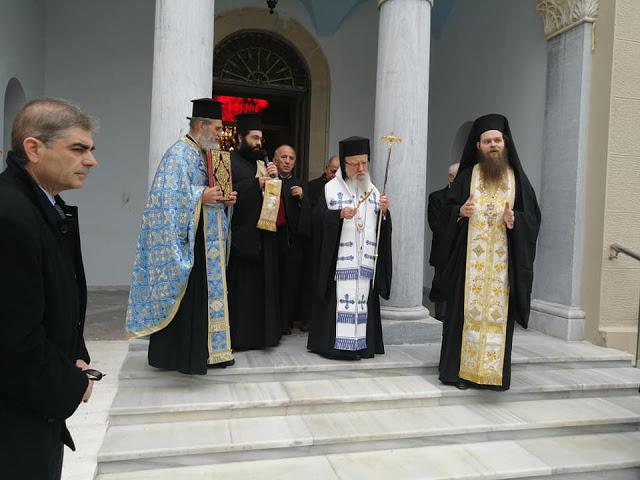 ΔΕΙΤΕ κι άλλες φωτογραφίες από τον εορτασμό του πολιούχου του ΑΣΤΑΚΟΥ Αγίου Νικολάου - Φωτογραφία 3