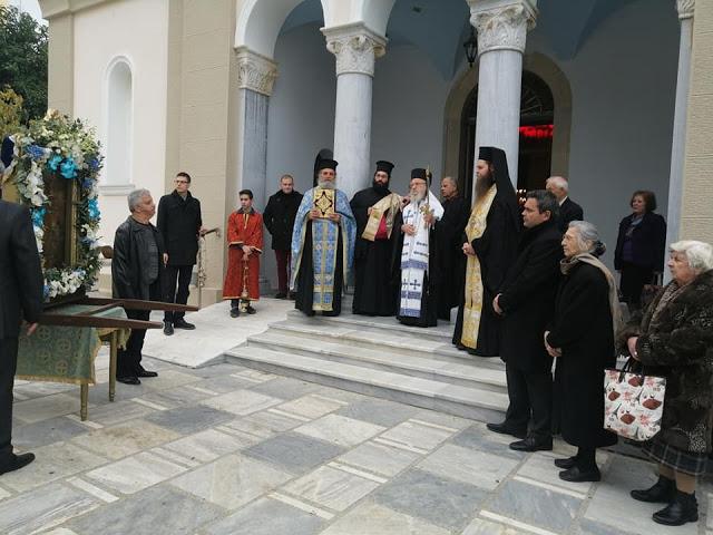 ΔΕΙΤΕ κι άλλες φωτογραφίες από τον εορτασμό του πολιούχου του ΑΣΤΑΚΟΥ Αγίου Νικολάου - Φωτογραφία 4