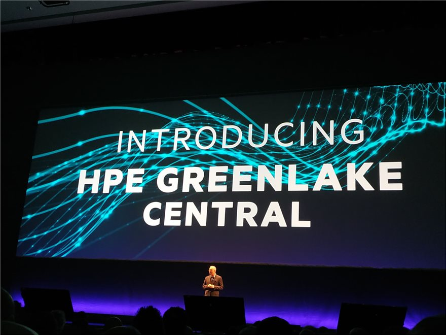 Επιχειρήσεις στο cloud: Η HPE παρουσίασε την GreenLake Central - Φωτογραφία 2