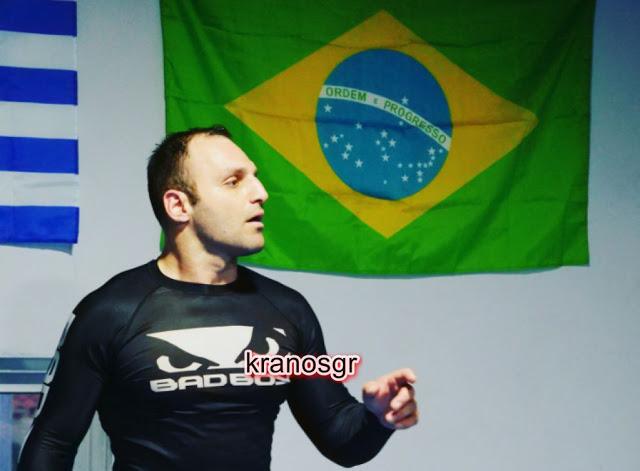 Ένας ΕΠΟΠ Επιλοχίας Πρωταθλητής του Brazilian jiu jitsu - Φωτογραφία 1