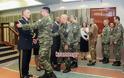 Συγχαρητήρια! Στο Βαθμό της Αντισυνταγματάρχη προήχθη η Ελληνομαερικανίδα Τχης του NRDC-GR Nikolitsa Wooten - Φωτογραφία 11