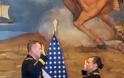 Συγχαρητήρια! Στο Βαθμό της Αντισυνταγματάρχη προήχθη η Ελληνομαερικανίδα Τχης του NRDC-GR Nikolitsa Wooten - Φωτογραφία 9