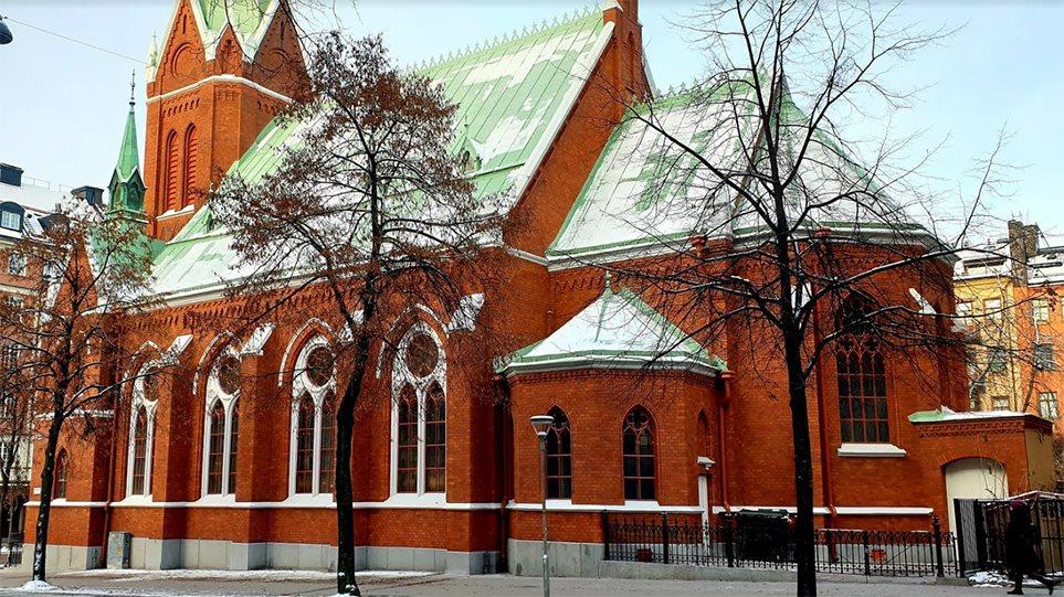 Ολοκληρώθηκε η ανακαίνιση του Καθεδρικού Ναού στη Στοκχόλμη - Φωτογραφία 1