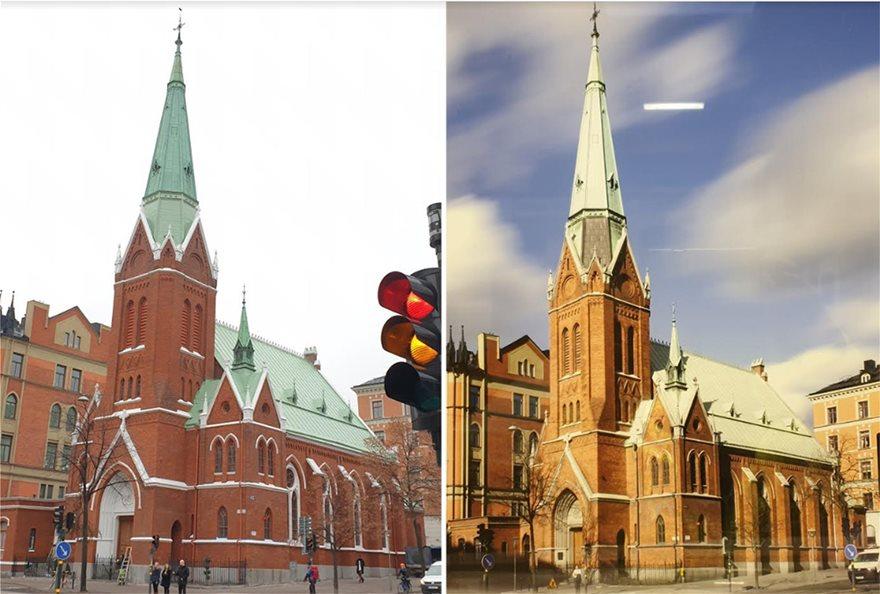 Ολοκληρώθηκε η ανακαίνιση του Καθεδρικού Ναού στη Στοκχόλμη - Φωτογραφία 4