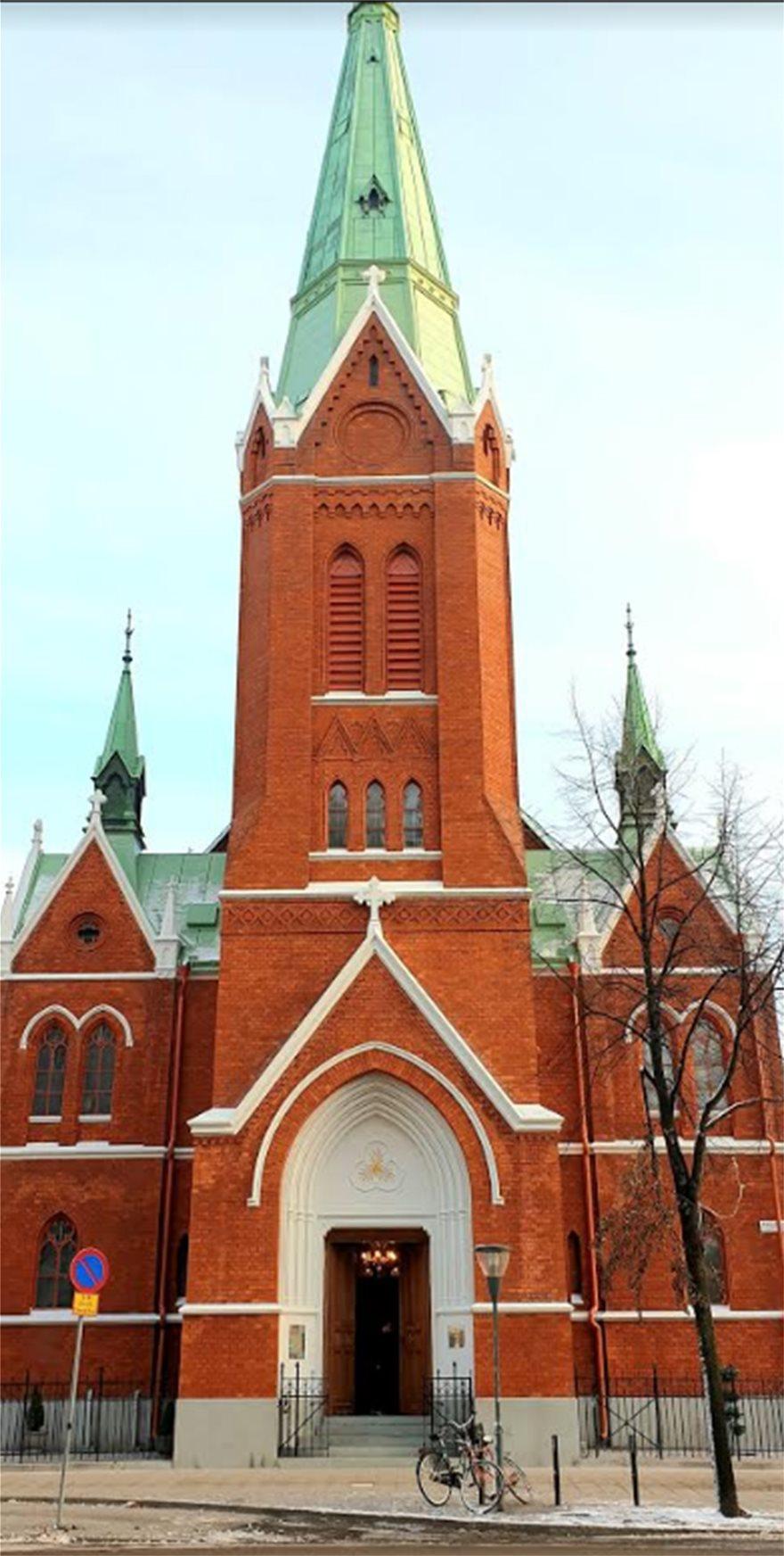 Ολοκληρώθηκε η ανακαίνιση του Καθεδρικού Ναού στη Στοκχόλμη - Φωτογραφία 5