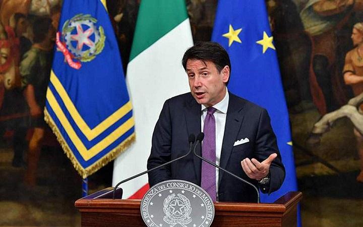Τζ. Κόντε: Σημαντικό να εκφραστεί εκ νέου η στήριξη της Ε.Ε. προς τις χώρες της Αν. Μεσογείου - Φωτογραφία 1