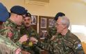 Επίσκεψη Αρχηγού ΓΕΣ στην Περιοχή Ιωαννίνων-Μεσολογγίου