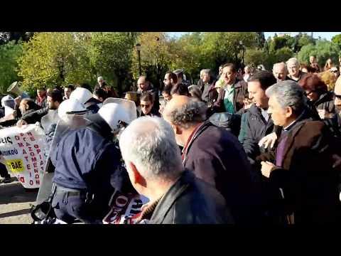 Τι λέει ο ΠΙΣ για τα επεισόδια στο Ζάππειο: «Δημοκράτες» νοσοκομειακοί γιατροί μας φίμωσαν - Φωτογραφία 6