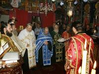 12877 - Αγρυπνία απόψε στην Ιερά Βατοπαιδινή Σκήτη του Αγίου Ανδρέα - Φωτογραφία 1