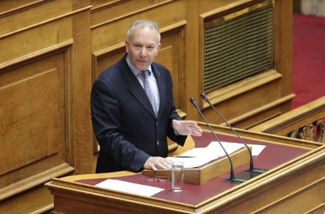 Πρόταση Στ. Γκίκα από το Βήμα της Βουλής: Αύξηση του Προϋπολογισμού για τα Εξοπλιστικά Προγράμματα των ΕΔ κατά 0,5% του ΑΕΠ για μία Πενταετία - Φωτογραφία 1