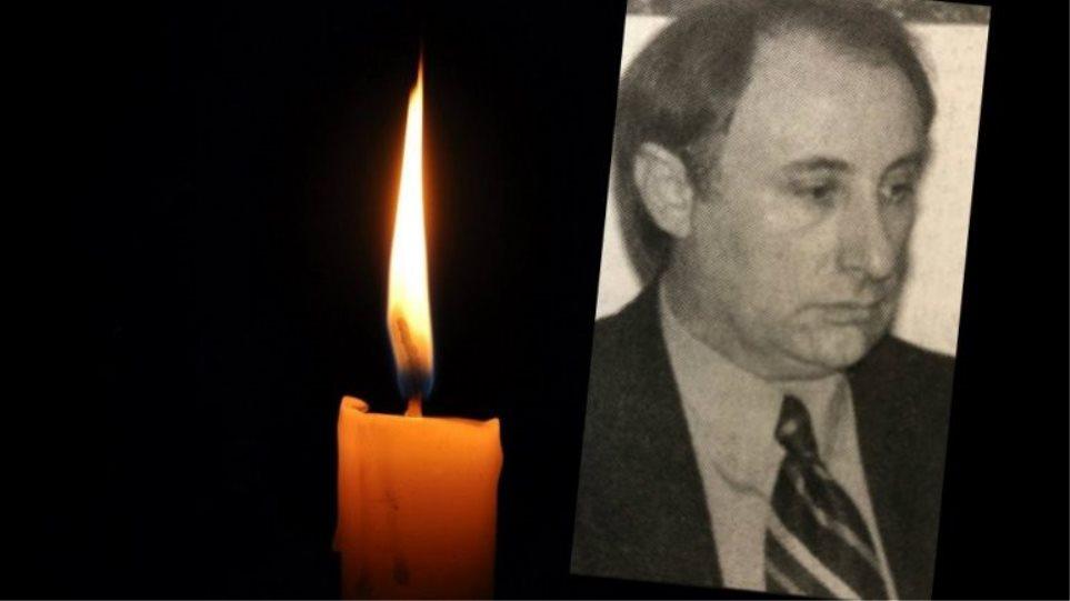 Πέθανε ο Κώστας Σολδάτος, ο θρυλικός «αστυνόμος της Κρήτης» - Φωτογραφία 1