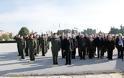 Στην 1η Στρατιά ο Σύνδεσμος Αποστράτων Αξιωματικών Ιππικού-Τεθωρακισμένων (ΦΩΤΟ)