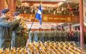 Απονομή Ξιφών σε 234 Αξιωματικούς σε διαδοχικές τελετές στις έδρες Σχηματισμών ΣΞ (ΦΩΤΟ) - Φωτογραφία 1
