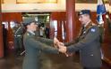 Απονομή Ξιφών σε 234 Αξιωματικούς σε διαδοχικές τελετές στις έδρες Σχηματισμών ΣΞ (ΦΩΤΟ) - Φωτογραφία 4