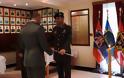 Απονομή Ξιφών σε 234 Αξιωματικούς σε διαδοχικές τελετές στις έδρες Σχηματισμών ΣΞ (ΦΩΤΟ) - Φωτογραφία 8