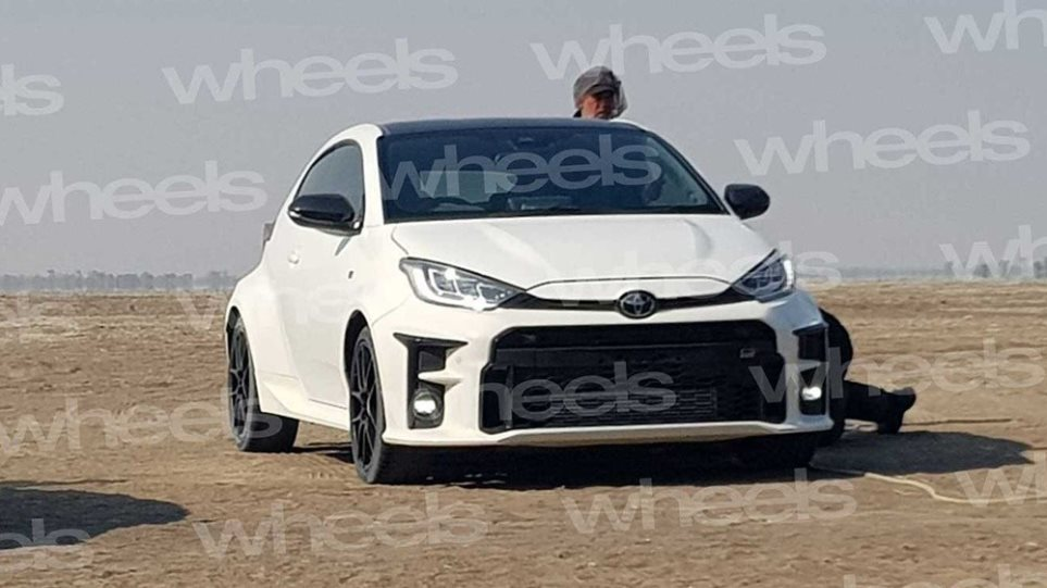 Toyota Yaris, GR-4, - Φωτογραφία 1