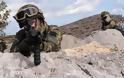 «Κόλαση πυρός»: Οταν ο Ελληνικός Στρατός ξεδιπλώνεται σαν σε πόλεμο