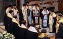 Η ταφή του μακαριστού Μητροπολίτου Αχελώου Ευθυμίου στο Αγρίνιο - Φωτογραφία 2