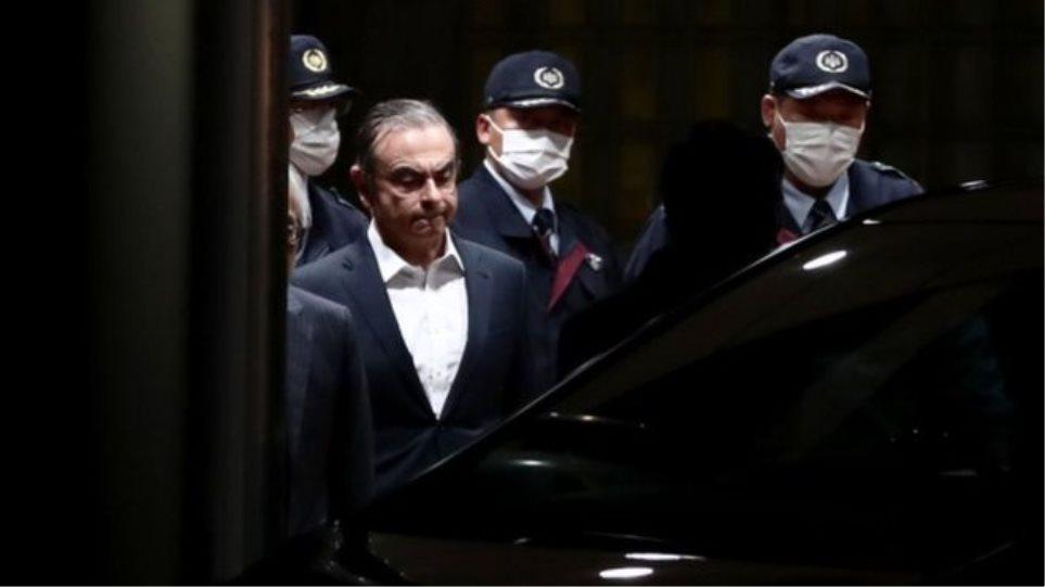 Τουρκία: Επτά άτομα υπό κράτηση για την διαφυγή του πρώην αφεντικού της Nissan Κάρλος Γκοσν - Φωτογραφία 1