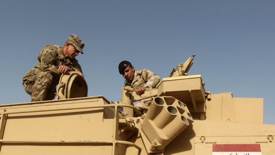 Ιράκ: 50 Ιταλοί στρατιώτες εγκατέλειψαν για λόγους ασφαλείας αμερικανική βάση - Φωτογραφία 1
