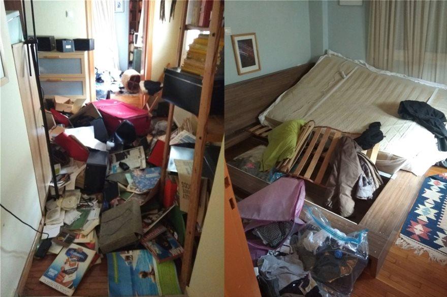 Θύμα κλοπής μέσα στο σπίτι της η δημοσιογράφος Γιώτα Μιχαλοπούλου - Φωτογραφία 2