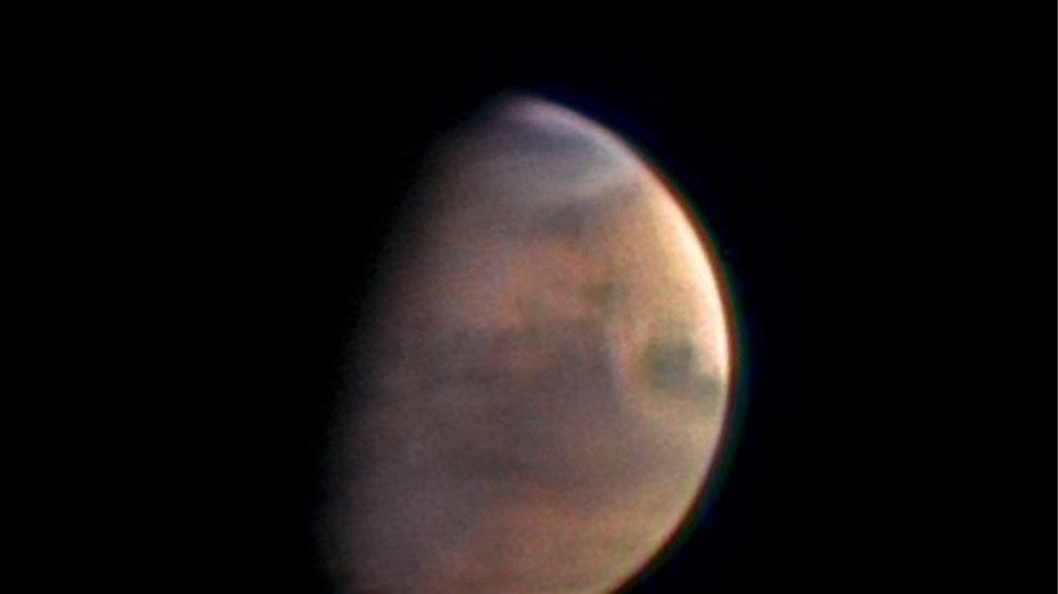 Ο Άρης χάνει το λιγοστό νερό του απρόσμενα γρήγορα, σύμφωνα με νέες εκτιμήσεις - Φωτογραφία 1