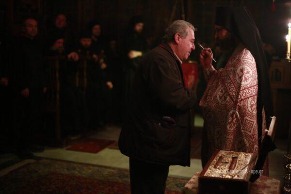 13021 - Στιγμές κατάνυξης στην Ιερά Μονή Καρακάλλου - Τί είχε πει ο Μακαριστός Γέροντας Εφραίμ για την Ελλάδα - Φωτογραφία 11