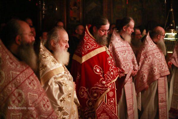 13021 - Στιγμές κατάνυξης στην Ιερά Μονή Καρακάλλου - Τί είχε πει ο Μακαριστός Γέροντας Εφραίμ για την Ελλάδα - Φωτογραφία 14