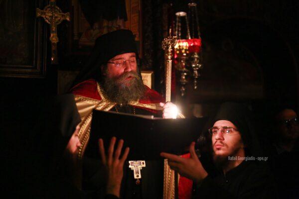 13021 - Στιγμές κατάνυξης στην Ιερά Μονή Καρακάλλου - Τί είχε πει ο Μακαριστός Γέροντας Εφραίμ για την Ελλάδα - Φωτογραφία 17