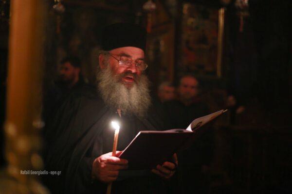 13021 - Στιγμές κατάνυξης στην Ιερά Μονή Καρακάλλου - Τί είχε πει ο Μακαριστός Γέροντας Εφραίμ για την Ελλάδα - Φωτογραφία 3