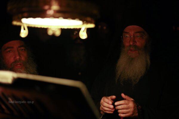 13021 - Στιγμές κατάνυξης στην Ιερά Μονή Καρακάλλου - Τί είχε πει ο Μακαριστός Γέροντας Εφραίμ για την Ελλάδα - Φωτογραφία 6