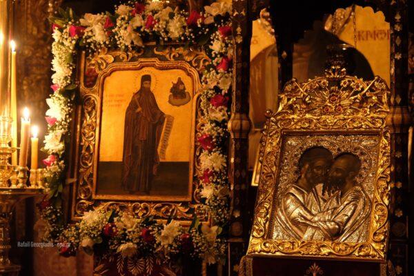 13021 - Στιγμές κατάνυξης στην Ιερά Μονή Καρακάλλου - Τί είχε πει ο Μακαριστός Γέροντας Εφραίμ για την Ελλάδα - Φωτογραφία 8