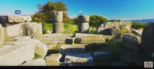 Ναός Στρατίου Διός, Ο Παρθενώνας της Δυτικής Ελλάδας.- Δείτε το εκπληκτικό βίντεο του Ανδρέα Κουτσοθανάση - Φωτογραφία 1