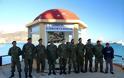 Επίσκεψη Αρχηγού ΓΕΣ στις νήσους Κάρπαθο και Κάσο - Φωτογραφία 4