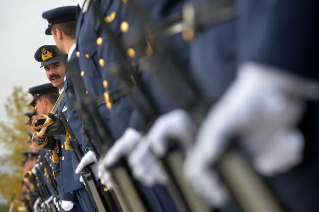 Προαγωγές Αξιωματικών ΠA στους βαθμούς Επισμηναγού-Σμηναγού-Υποσμηναγού (ΦΕΚ) - Φωτογραφία 1