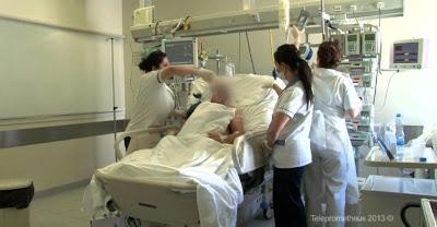 Με γρίπη στην εντατική γυναίκα με τον ιό Η3N2, στην Κρήτη - Φωτογραφία 1