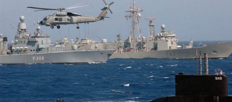 Ναυτική ασπίδα για την αποτροπή μιας τουρκικής πρόκλησης - Φωτογραφία 1