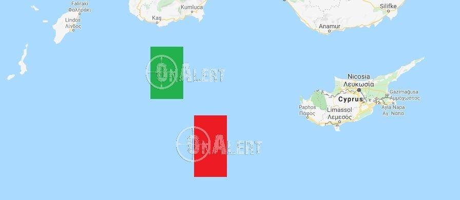 """Επίδειξη δύναμης στην Αν. Μεσόγειο: Η Τουρκία στέλνει πλοία στο """"τριεθνές"""" Ελλάδας-Κύπρου-Αιγύπτου [pic] - Ελληνοτουρκικά - Φωτογραφία 1"""