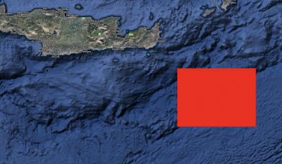 Ακάθεκτη η Τουρκία κλείδωσε με Navtex ...την Κρήτη, όπου και σχεδιάζει γεωτρήσει - Φωτογραφία 1