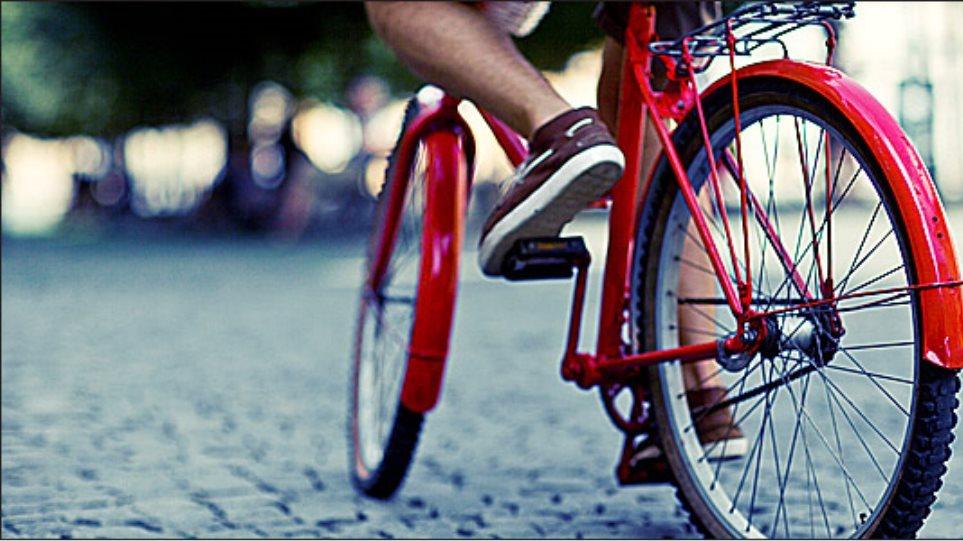 Κλέφτης ποδηλάτων συνελήφθη - Φωτογραφία 1