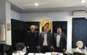 Συνάντηση Αντιπεριφερειαρχών Πέλλας-Ημαθίας και Διευθυντή Αστυνομικής Διεύθυνσης Πέλλας