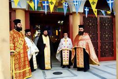 ΚΑΤΟΥΝΑ: Υποδοχή Λειψάνου Αγίου Νικολάου επί τη εορτή του Αγίου Αθανασίου Κατούνας