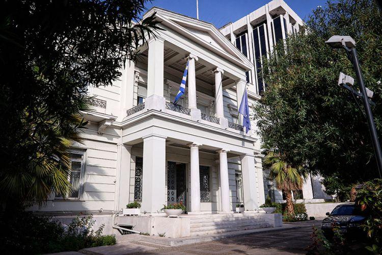ΥΠΕΞ: Το νομικό καθεστώς Αιγαίου και νησιών δεν χωρά καμία αμφισβήτηση - Φωτογραφία 1